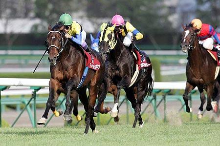 ディープインパクトを越えそうな競争馬の名前