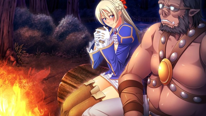 女騎士「殺せ!」オーク「これを飲め」女騎士「何を飲ませた!」