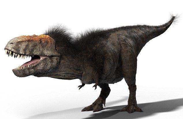 【朗報】ティラノサウルスさん、最新バージョンが発表される