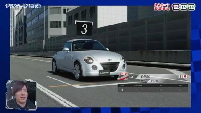 【悲報】DAIGO、スーパーカー相手にダイハツの軽自動車で勝負を挑む