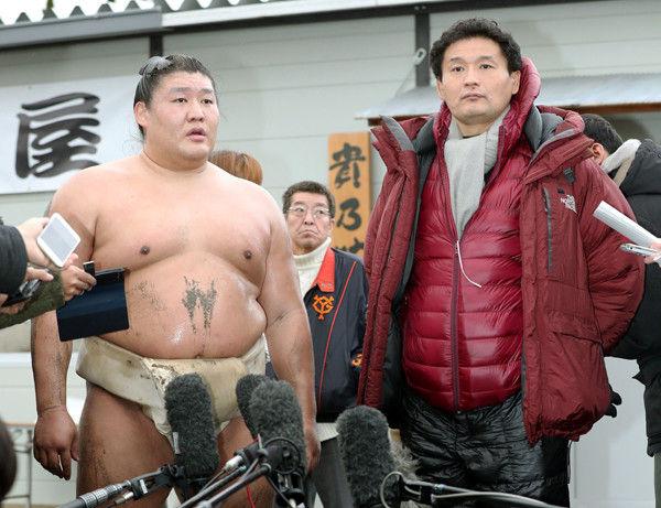 貴ノ岩が付け人に暴行 日本相撲協会が発表
