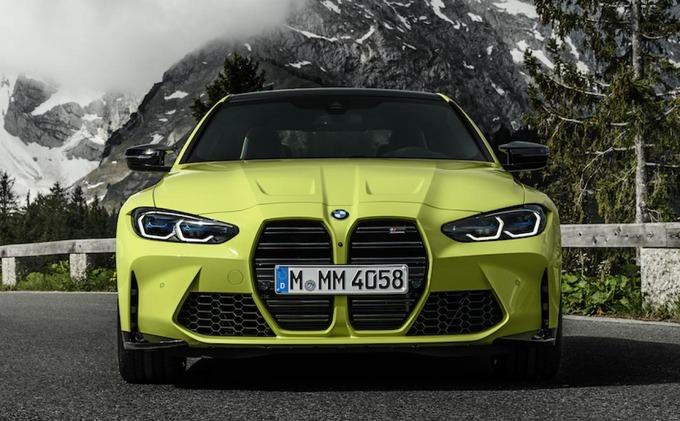 【悲報】BMWの新型車、とんでもないデザインになる
