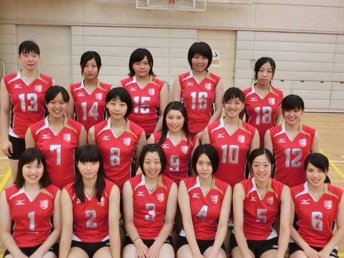 もみあげチャ~シュ~ : 【朗報】即ハボ女子バレーチーム、見つかる