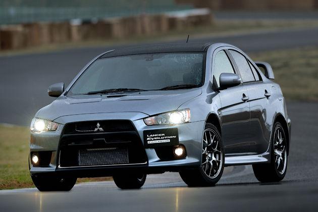 三菱「ランサーエボリューションファイナルエディション」1000台限定が速攻で完売wwwww