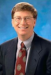 ここで思う存分ビル・ゲイツとの思い出を語ってくれ