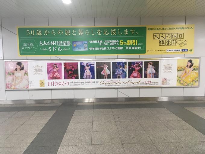 【悲報】声優の田村ゆかりさん(42)、広告に煽られてしまう
