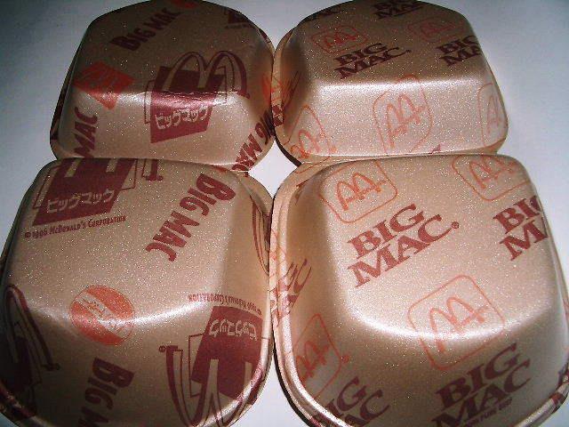 【悲報】ゆとりさん、マクドナルドが商品を発泡スチロールの箱で提供してたことを知らない