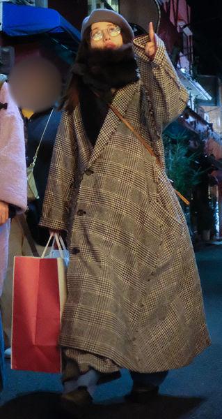 【悲報】石原さとみ、ホームレスみたいなファッションで女子会へ向かう