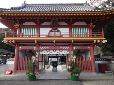 2番札所、極楽寺