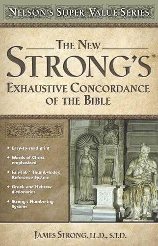 StrongCorcordance