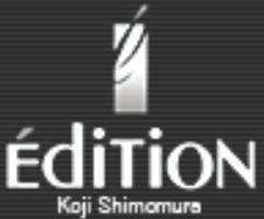 tokyo043 エディション・コウジ シモムラ