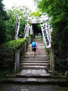 20100810鎌倉杉本寺1