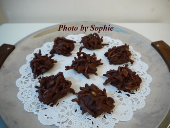 チョコレート・ヌードルキャンディー