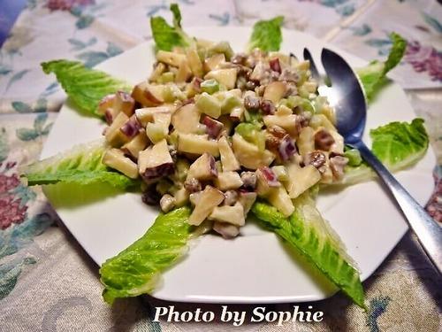 ウォルドーフ・サラダ