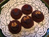 チョコレートグレーズ・クッキー