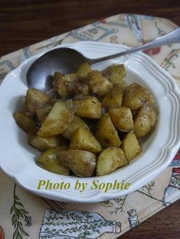 ポテトの炒め煮