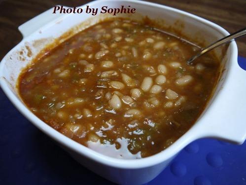 マヨコバの煮豆