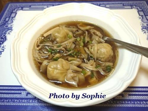 ダンプリングスープ