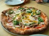 これもピザ