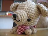 かわいい編みぐるみ