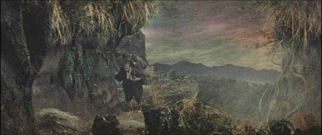「楢山節考」1983スチール
