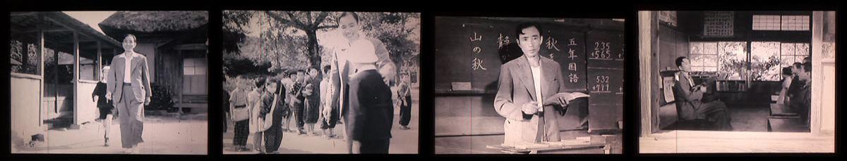 「風の又三郎」1957