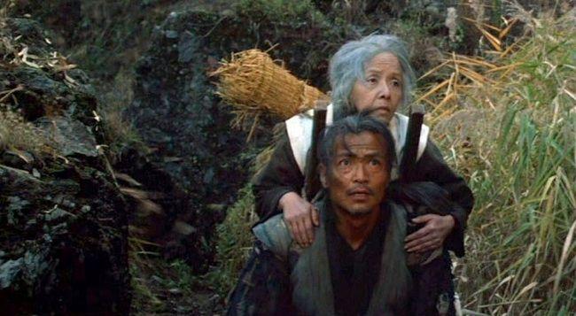 「楢山節考」(1983)�
