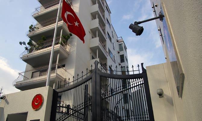 トルコ「大使館」