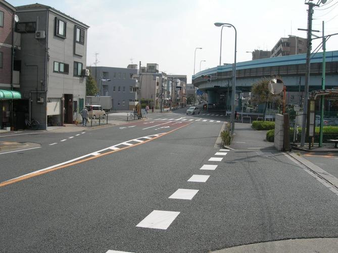 02_トロリーバス終点跡地
