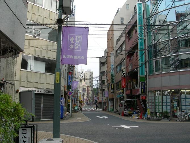 5_花園の商店街