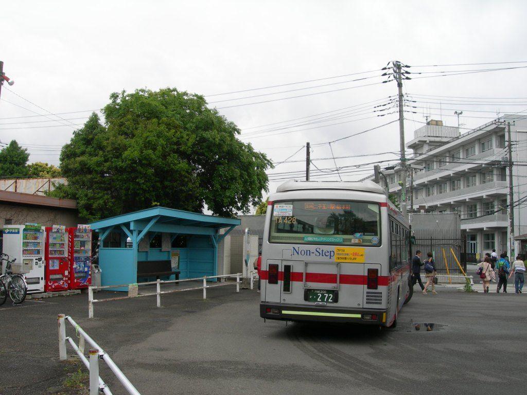 04_砧本村の折り返し場と待合所
