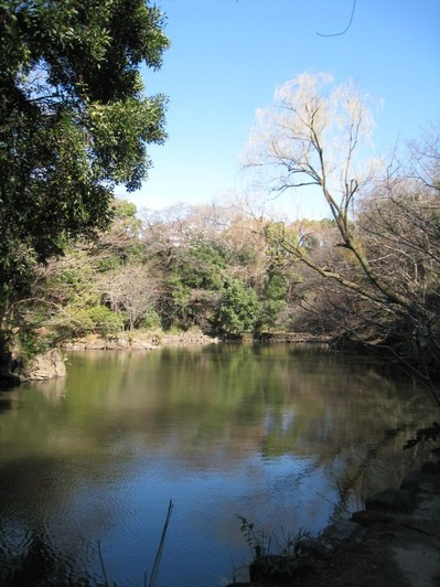 5_三四郎池