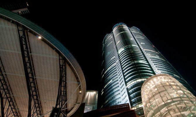 J-WAVEさんのスタジオがある六本木ヒルズ森タワー