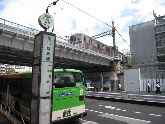 03_業平橋駅前バス停