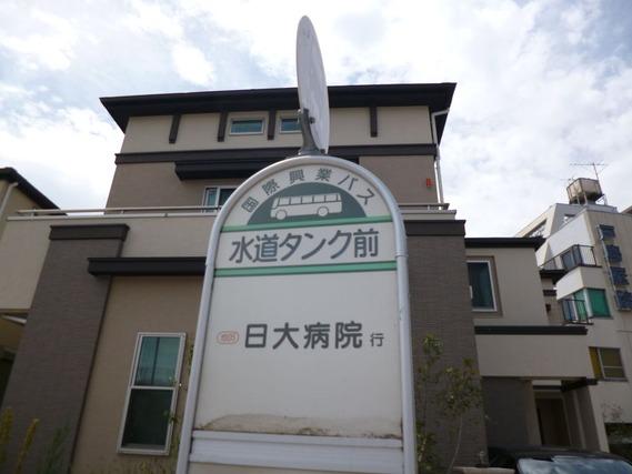 005_水道タンク前バス停(大谷口)