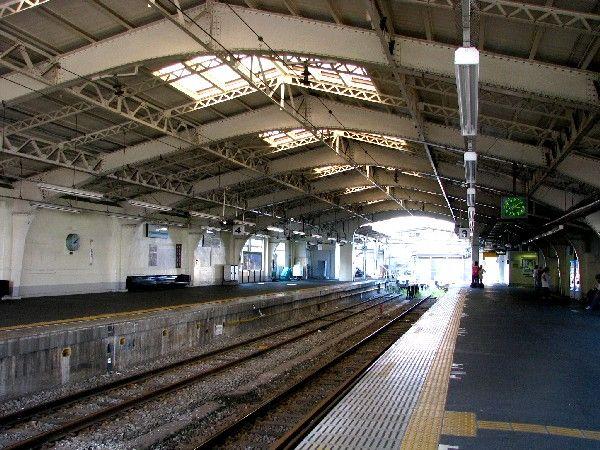 04 鶴見駅