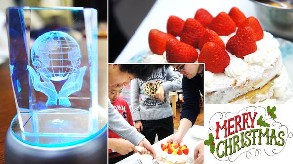2015  ぼちぼちEduのクリスマス会