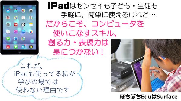 iPad批判
