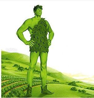 Green gaiant