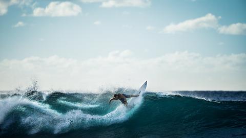 surfing nami