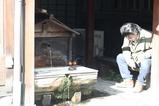 奈良井宿井戸