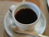 漬物喫茶コーヒー