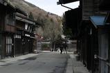 奈良井宿鉤の手
