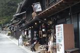 奈良井宿町並み