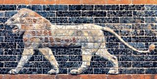バビロン壁画