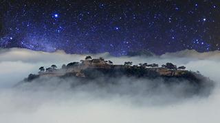 竹田城ー夢の雲海3