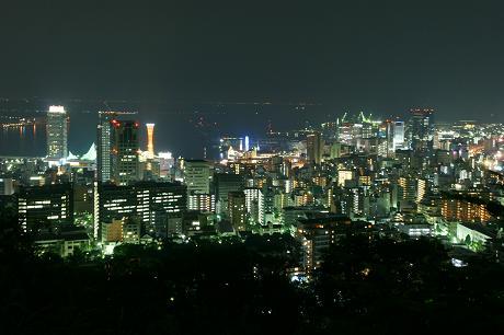神戸百万ドルの夜景 013