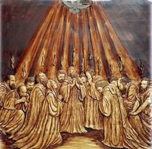 聖霊降臨1223