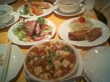 黄老の中華料理