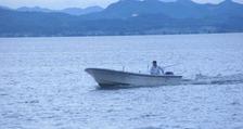 宍道湖、松江城 024